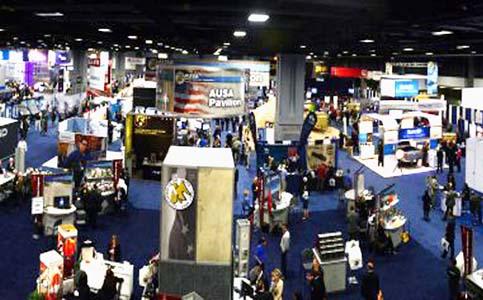 Defense-trade-show