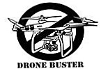 Dronebuster logo